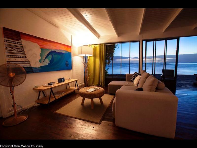 Villa Moana - Moorea - Image 1 - Haapiti - rentals