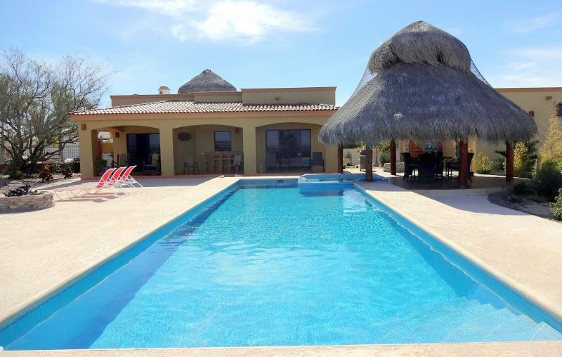 Casita with heated pool!!! - Private Beachfront Casita! Heated Pool... - La Paz - rentals
