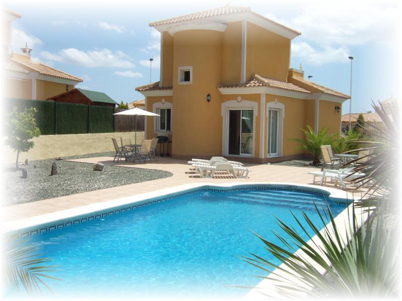 Villa & Private Pool - 3 Bed Luxury Private Villa with Private Pool - Mazarron - rentals