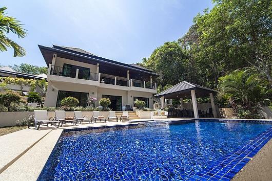 Villa Ploi Attitaya - 6 Bed - 2-Storey Villa Near Nai Harn Beach - Image 1 - Kata - rentals