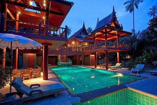 Laemset Lodge 6B - Image 1 - Koh Samui - rentals