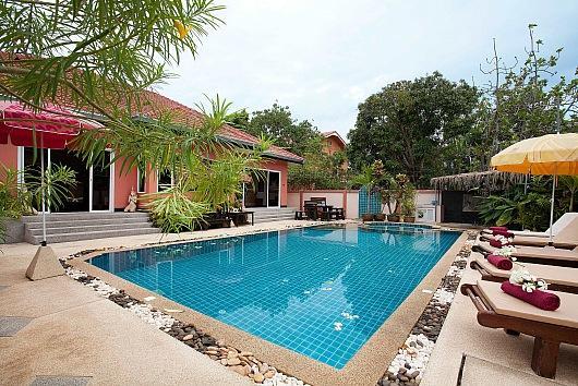 Baan Kinaree - Image 1 - Bang Lamung - rentals