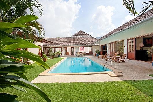 Red Mountain Villa - Image 1 - Kathu - rentals