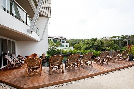 Long Beach Sea-View Apartment 3B - Image 1 - Koh Lanta - rentals