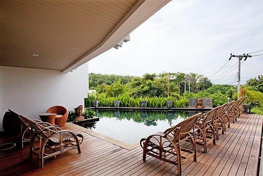 Long Beach Sea-View Penthouse 4A - Image 1 - Koh Lanta - rentals