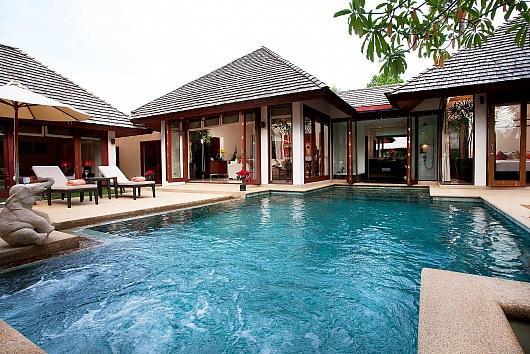 Bang Tao Bali Villa - Image 1 - Thalang - rentals
