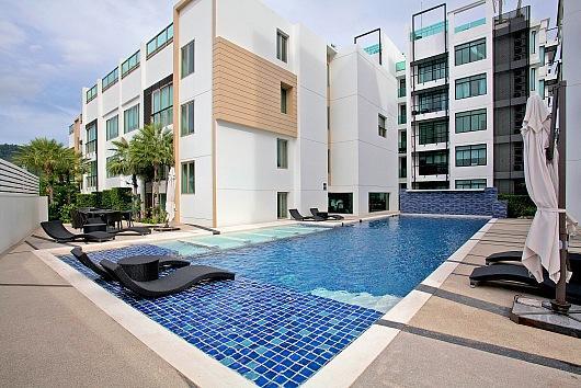 Kamala Chic Apartment, Phuket Luxury Holiday Rentals - Image 1 - Kamala - rentals