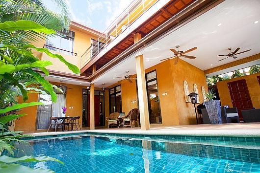 Sunny Villa - Image 1 - Bang Lamung - rentals