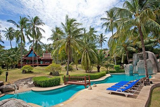 Siam Samui Villa - Image 1 - Koh Samui - rentals