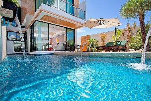 Villa Radiance - Image 1 - Jomtien Beach - rentals