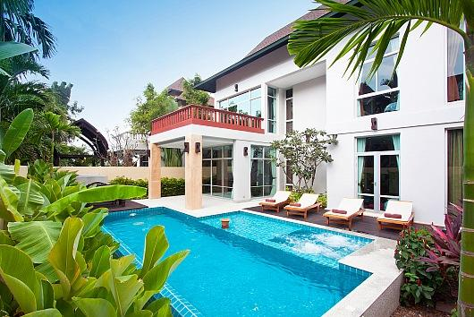Jomtien Waree 4 - 4 bedrooms - Image 1 - Jomtien Beach - rentals