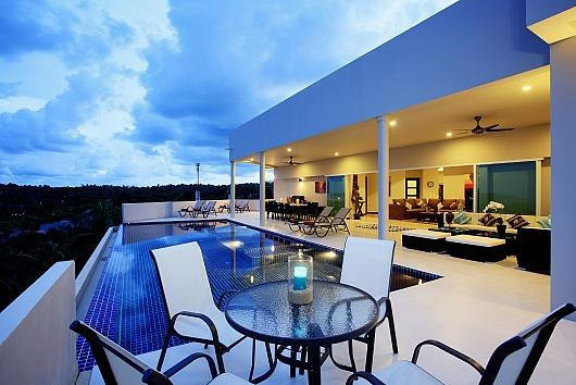 View Peche Villa - 8+ Bed - 180 Degree Views across the Andaman Sea - Image 1 - Coral Island (Koh Hae) - rentals