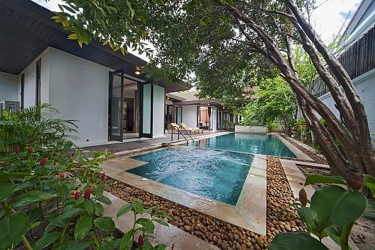Villa Rachanee No.3 - 3 Bed - Contemporary Thai Style in Chalong - Image 1 - Chalong - rentals