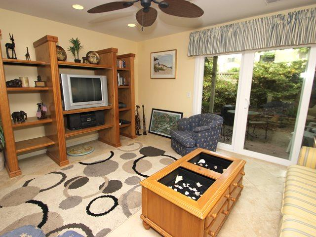 Living area 2 - Continental  Club, 1 - Hilton Head - rentals