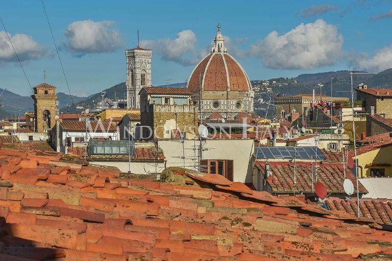 Pitti Terrace Florence Vacation Rental from Windows on Italy - Image 1 - Florence - rentals