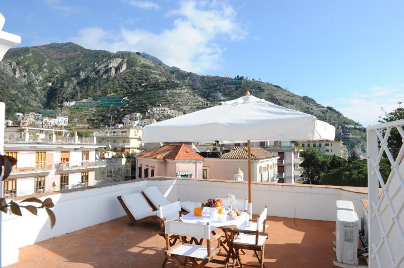 Diva beautiful luxury property in Maiori - Image 1 - Maiori - rentals