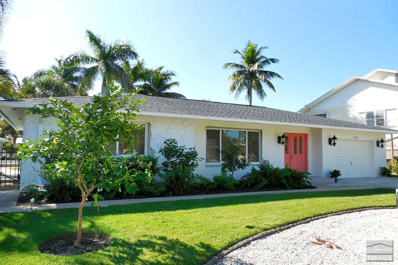 All new 3BR waterfront home with boat slip and pool - Image 1 - Naples - rentals