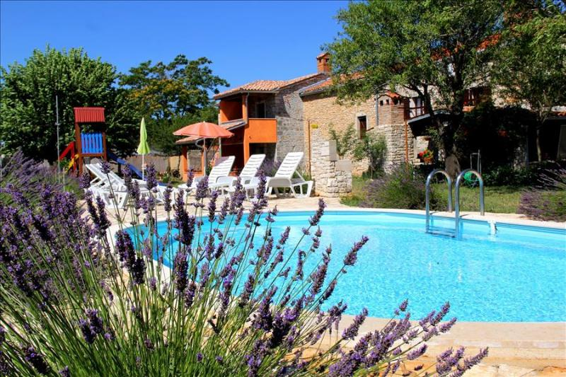 Authentic Stone Villa in Istria with a Beautiful Pool and Garden - Image 1 - Neftekumsk - rentals