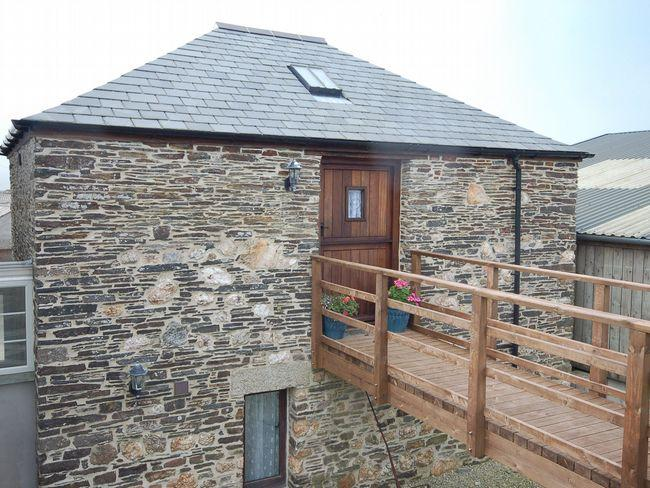 View of the property - PENSW - Boscastle - rentals