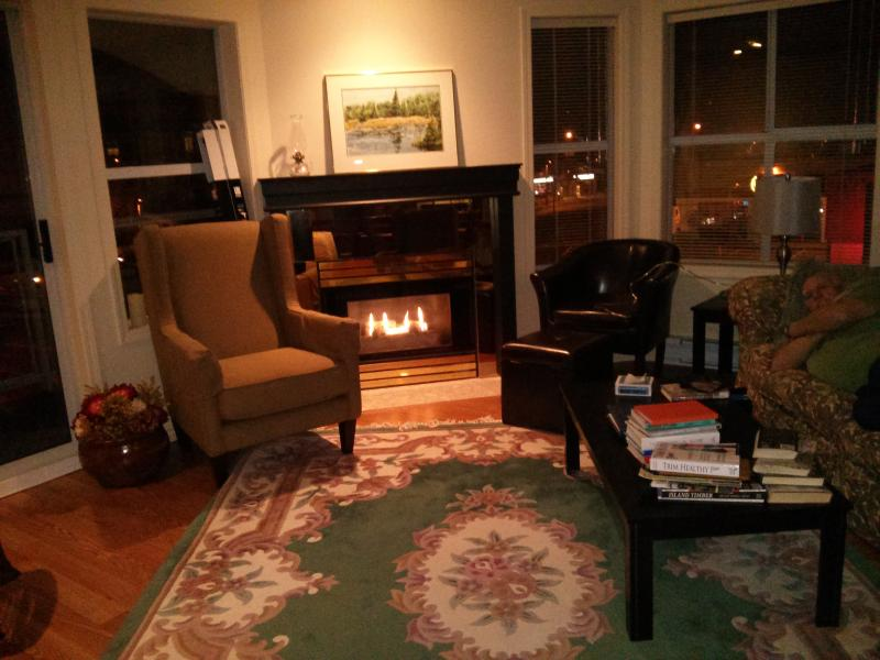 cozy and warm on cool nights - Steps to beach and boardwalk! Spacious, affordable - Parksville - rentals