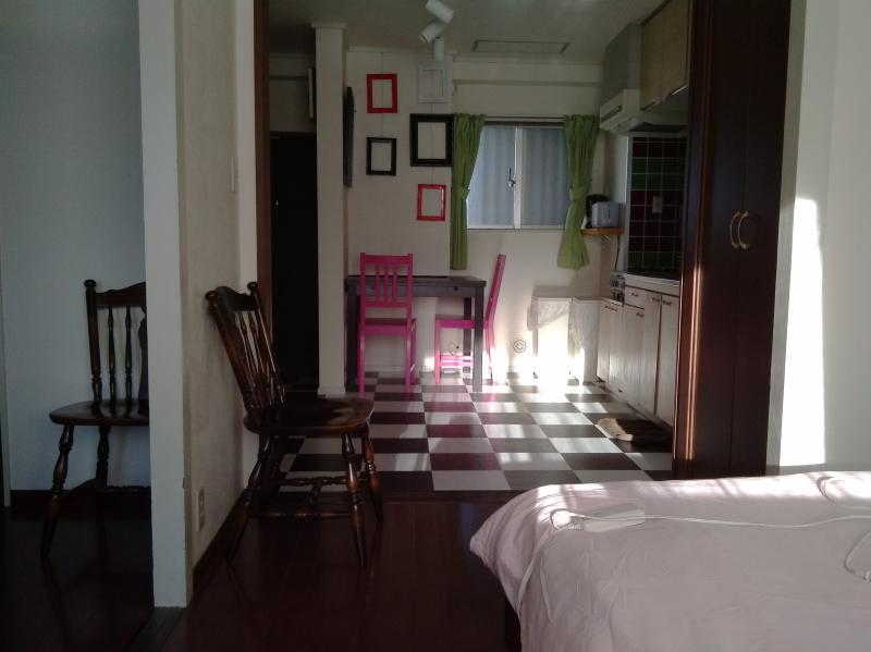 2 bedroom 3 bed in Shibuya - Shibuya-2bedroom-3beds-mobile WiFi:-)LOVETOKYO - Shibuya - rentals