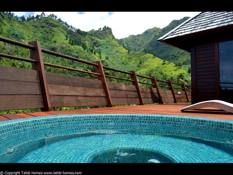 Villa Honu Nui - Moorea - Image 1 - Papetoai - rentals