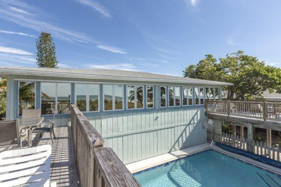 Heron Duplex with Amazing Views of the Gulf and Heated Pool -  Heron Duplex - Image 1 - Fort Myers Beach - rentals