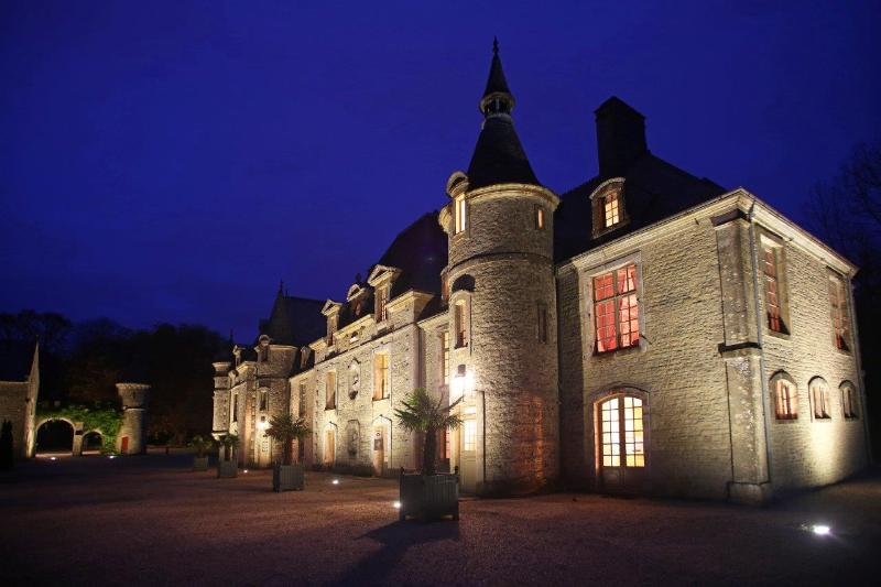 BY NIGHT - D'DAY NORMANDY LUXURY RENTAL CHATEAU.POOL & TENNIS - Normandy - rentals