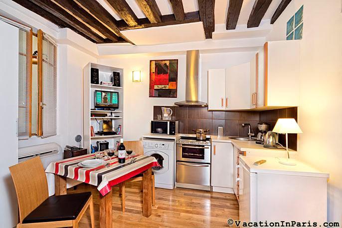 The Scaramouche Paris Vacation Rental - Image 1 - Paris - rentals