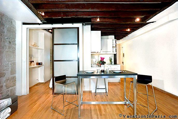 Montorgueil One Bedroom - Image 1 - Paris - rentals