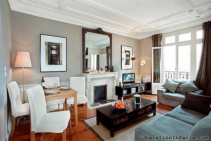 193/arc-de-triomphe-with-views--designer-two-bedroom - Image 1 - Paris - rentals