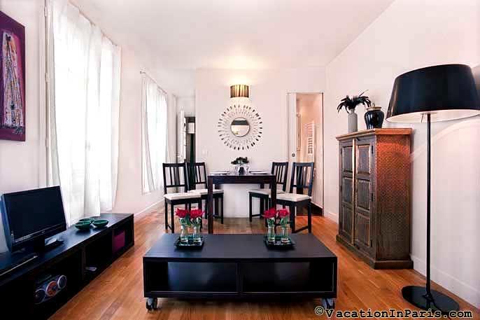 Market Street 2 Bedroom Paris Apartment - Image 1 - Paris - rentals