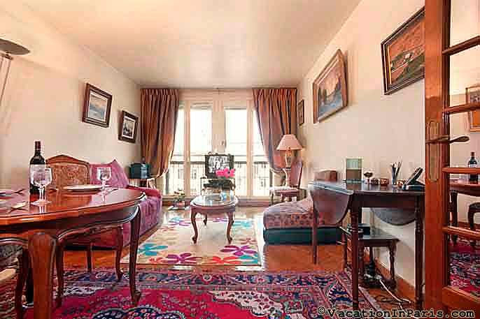 Pompidou 3 Bedroom Apartment in Paris - Image 1 - Paris - rentals