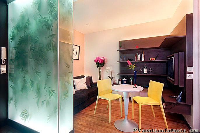 Marais Garden Delight One bedroom - Image 1 - Paris - rentals