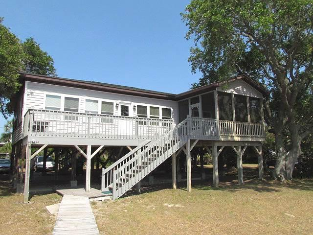 "3516 Palmetto Blvd - ""Beach House"" - Image 1 - Edisto Beach - rentals"