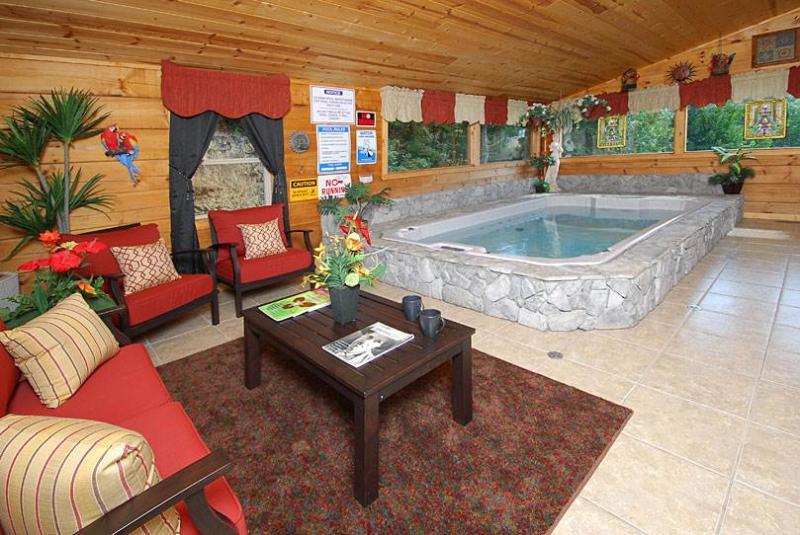 A Paradise Splash - Image 1 - Sevierville - rentals