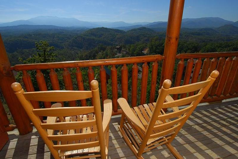 Bluebirds over the Smokies - Image 1 - Sevierville - rentals