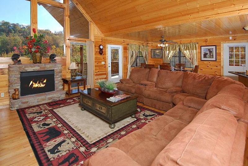Mountain Dreams - Image 1 - Sevierville - rentals
