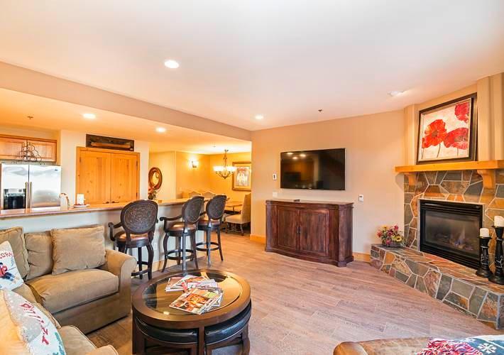 Bear Creek Lodge 412 - Image 1 - Mountain Village - rentals