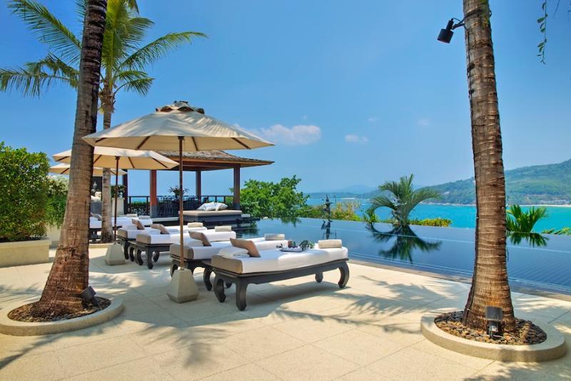 Villa Aurora Phuket Infinity Pool - Luxury Villa Aurora - Kamala Beach - Kamala - rentals