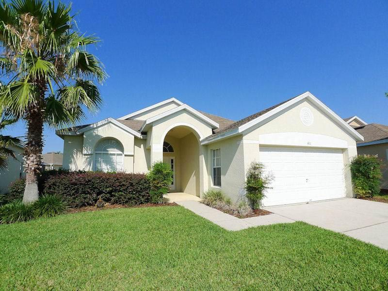 Relaxing 3BR w/ pool and golf access - LBD431 - Image 1 - Davenport - rentals