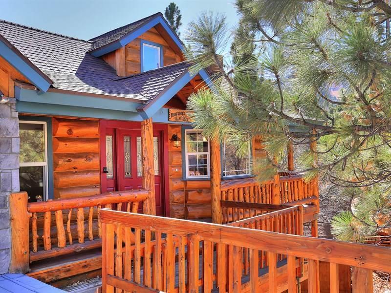 Dawson's Peak ($399 SPECIAL)  #1071 - Image 1 - Big Bear Lake - rentals