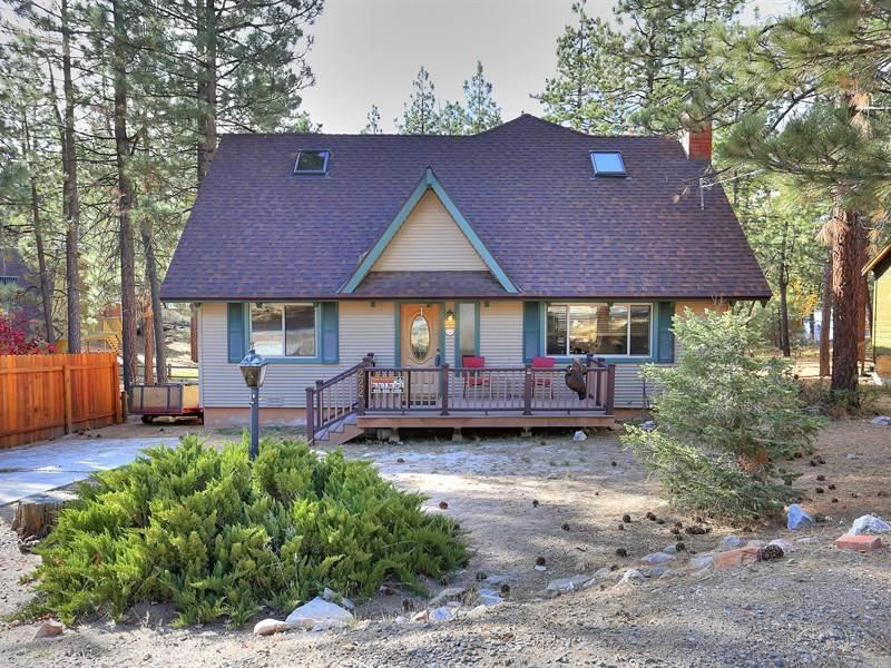 Birchwood Knoll  #1119 - Image 1 - Big Bear Lake - rentals