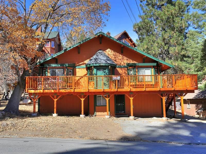 Ski Inn  #1212 - Image 1 - Big Bear Lake - rentals