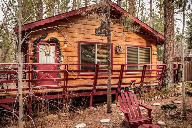 Cedar Creek ($149/nt SPECIAL ) #1416 - Image 1 - Big Bear City - rentals