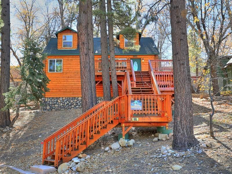 "Nine ""9"" Pines Lodge  #537 - Image 1 - Big Bear City - rentals"