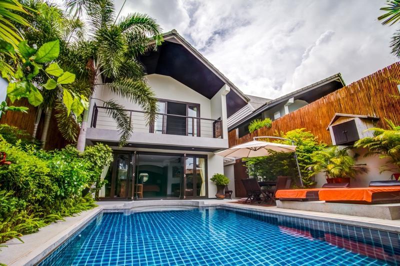 Beachside Luxury Villa Tawan - Image 1 - Koh Samui - rentals