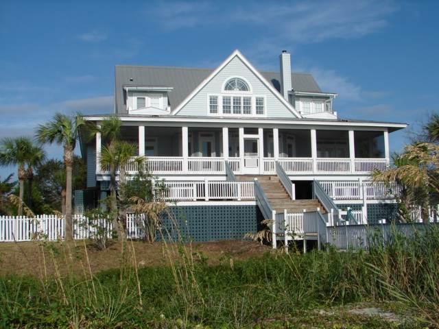 """3134 Palmetto Blvd - """"Island Time"""" - Image 1 - Edisto Beach - rentals"""