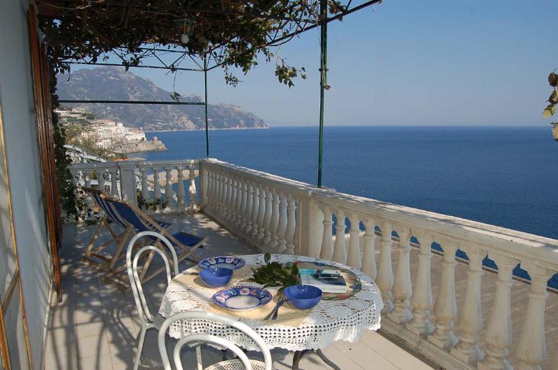Casa Melania in Amalfi - Image 1 - Amalfi - rentals