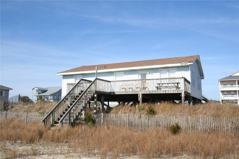 3 Sea Sons 3505 East Beach Drive - Image 1 - Oak Island - rentals